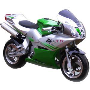 110cc bike fast pocket super