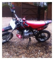 110cc small dirt bike for kids