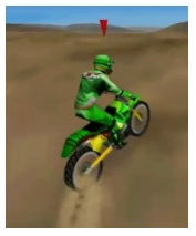 1998 mx madness dirt bike game