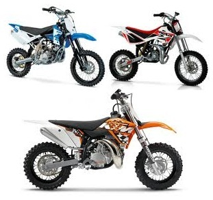 2011 Mini dirt bikes mini motocross bikes