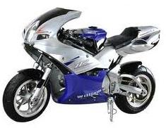 2011 X15 4-stroke Super Pocket Bike GS57