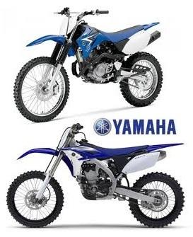 2011 Yamaha dirt bikes Yamaha pit bikes