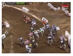2012 ama supercross action