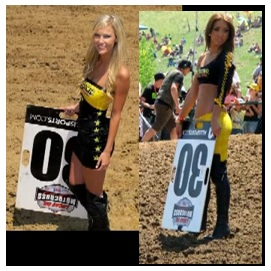 30 second girls and babes for motocross