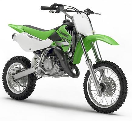 used 125 kawasaki dirt bike