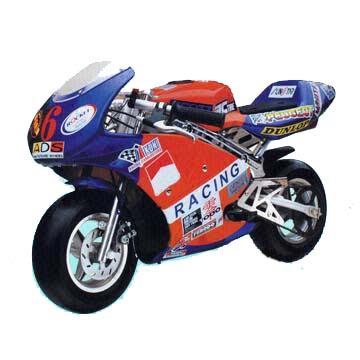47cc pocket bikes