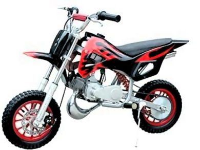 49cc bike dirt mini