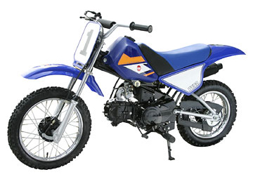 90cc dirt bike