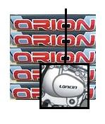 Apollo Orion Pit Bike Dirt Bike logo Loncin Engine