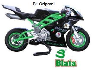 Blata Origami B1 minimoto
