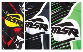 Comparing MSR motocross Gear to the Competition