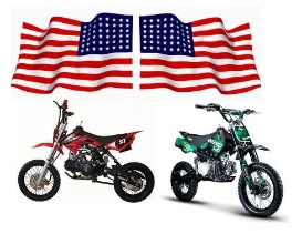 Excitement and Challenge Pit Bikes USA