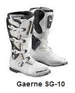 Gaerne SG10 motocross Boots