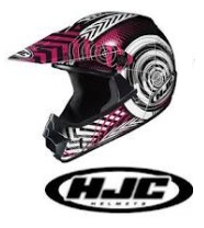 HJC Wanted MC-8 Motocross MX dirtbike Helmet