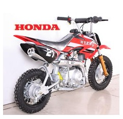 Honda bikes The Apollo 70