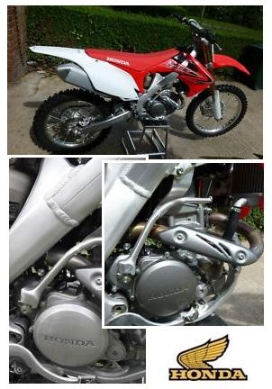 Honda motorcross Honda MX