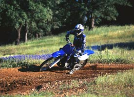 Dirt Bikes on the mud track
