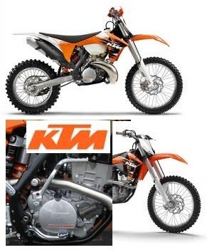 KTM motorcross KTM MX