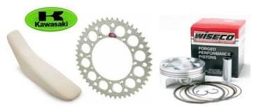Kawasaki Dirt Bike bits and spares