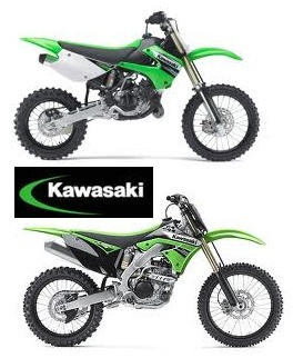 Kawasaki motorcross Kawasaki MX