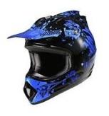 M2R REV-X2 CARNAGE HELMET motocross dirtbikes