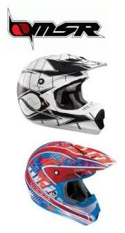 MSR Racing Velocity X helmet