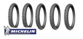 Michelin motocross tyre information