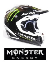Monster Energy dirt bike Helmet