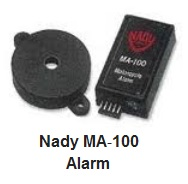 Nady MA 100 alarm for bikes