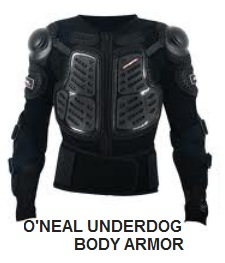 ONeal Racing Underdog Body Armour