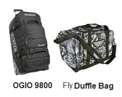 Ogio 9800 dirtbike Gear Bag fly motocross duffle bag