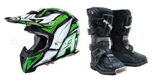 Pit Bike Accessories and Safety