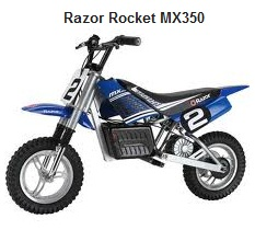 Razor MX350 Dirt Rocket childs bike
