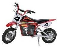 Razor MX500 Dirt Rocket bike for kids