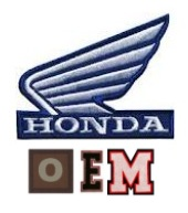 Replacing OEM Honda Motorcycle Parts