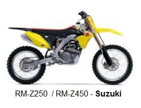 Suzuki-RM-Z250-RM-Z450