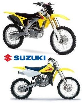 Suzuki motorcross Suzuki MX