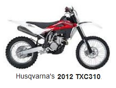 The 2012 Husqvarna TXC310