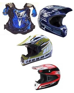 The Proper Motorcross Gear