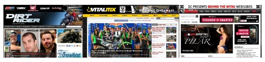 Three great motocross websites you should check out