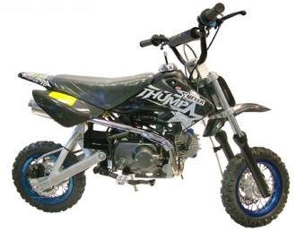 thumpstar pit bikes