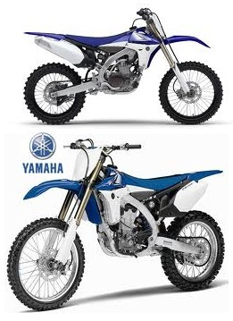Top Rated Dirt Bikes best dirt bikes Yamaha YZ450F