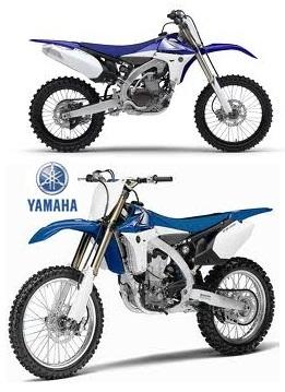 Top Rated Dirt Bikes best dirt bikes Yamaha YZ450F