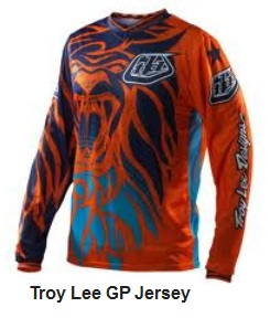 Troy Lee Designs GP Jersey for motocross