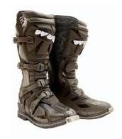Wulf dirtbike Motocross MX Leather Enduro Boots