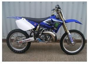 YAMAHA YZ250 YZ 250 yamma pit bike motoX
