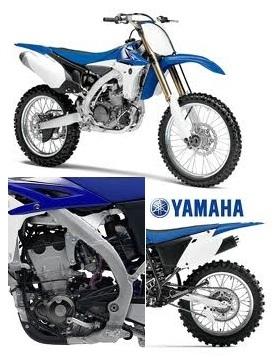 Yamaha motorcross Yamaha MX