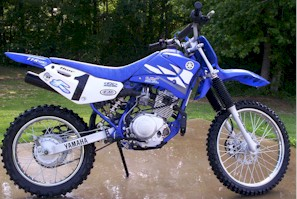 Used Yamaha Dirt Bikes