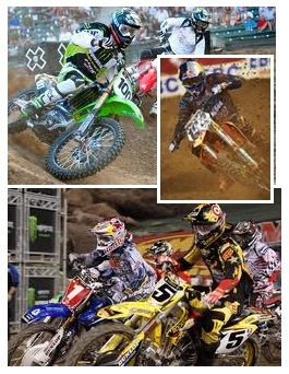 a supercross race ktm supercross