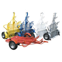 aluminum dirt bike trailers
